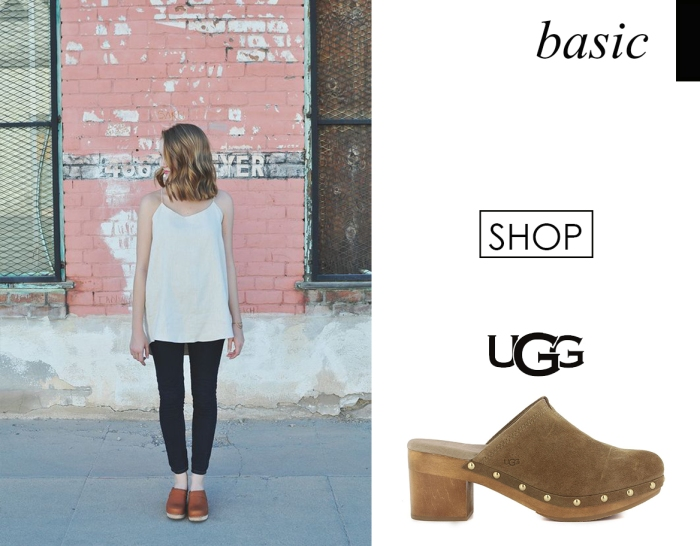 338ONLINE 338 FASHION EDIT UGG CLOGS