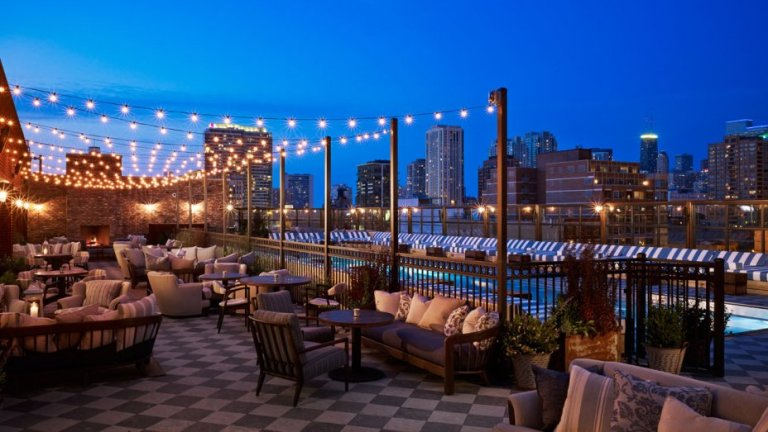 summer night terrazas
